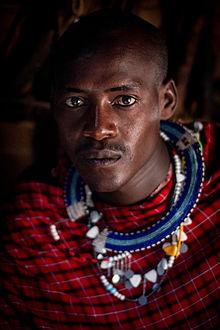 Maasaï — Wikipédia