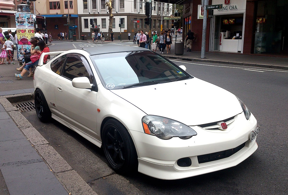 Acura Type R >> Honda Integra - Vikipedi