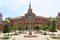 Hospital de la Santa Creu i Sant Pau 24