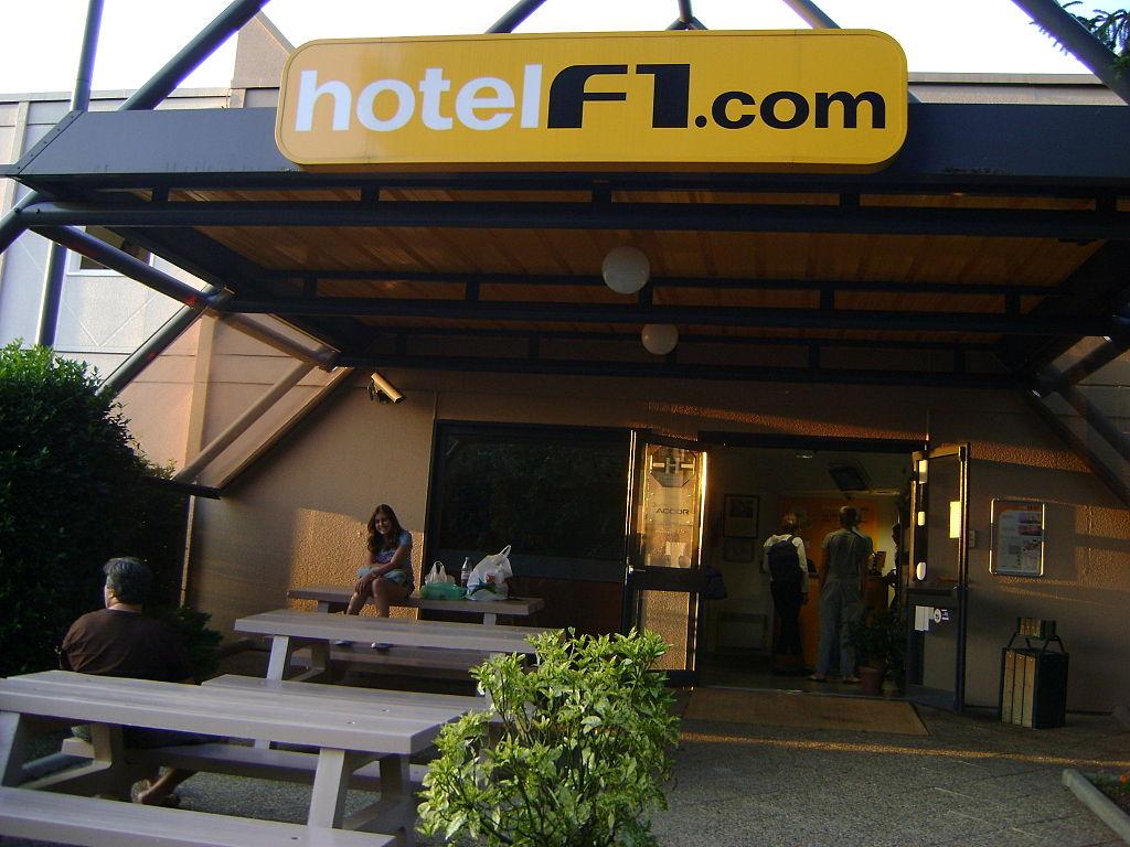 Hotel Formule  Brioude