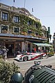 Hotel de France 2014 Le Mans Porsche 962.jpg