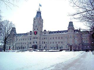 Quebec Legislature
