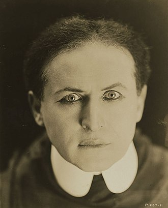 Society of American Magicians - The Society grew under Harry Houdini's leadership—he is pictured here in 1920 in the middle of his tenure