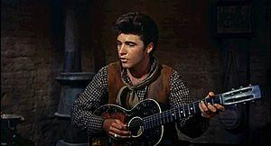Ricky Nelson - Nelson in Rio Bravo, 1959