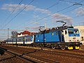 Hrušovany u Brna, železniční stanice, lokomotiva 362.087 (01).jpg