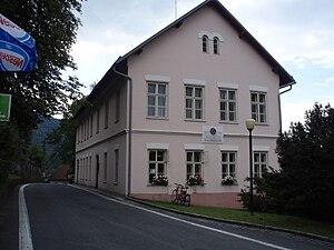 Leoš Janáček - The school in Hukvaldy, Janáček's birth house