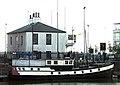 Hull Marina Lock control cabin - geograph.org.uk - 1702567.jpg