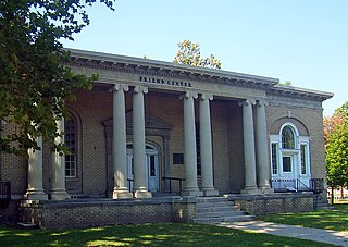 George and John R. Hunt Memorial Building United States historic place