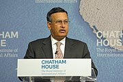 Husain Haqqani, Ambassador of Pakistan to the United States (2008-11); Director, South and Central Asia, Hudson Institute (16528040198).jpg