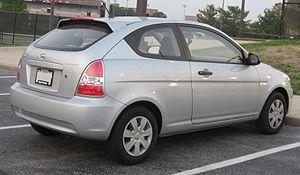 Hyundai Accent - Hatch