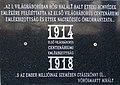 I. világháborús emlékmű, Vörösmarty idézetes emléktábla, 2019 Etyek.jpg