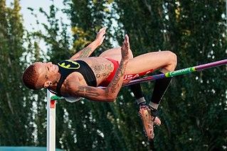 Inika McPherson American high jumper