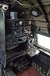 IL-14 radio operators station (11696877393).jpg