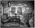 INTERIOR, GENERAL VIEW - Anne Spencer House, Study, 1313 Pierce Street, Lynchburg, Lynchburg, VA HABS VA,16-LYNBU,85A-3.tif