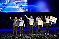 IPhO-2019 07-07 opening team Macedonia.jpg