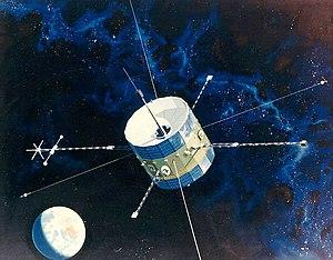 ISEE-1 - Image: ISEE 1