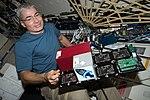 ISS-53 Mark Vande Hei works inside the Destiny lab.jpg