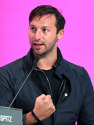 Ian Thorpe - Thorpe at Doha GOALS Forum 2012