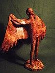 Icarus Greek Mythology. Mixed Media Sculpture by Kuriologist.jpg