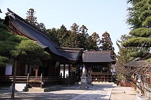 Fuefuki - Ichinomiya Asama Shrine