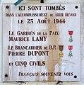 Ici sont tombées plaque - 29 Boulevard Saint Martin, Paris 3.jpg