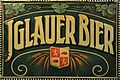 Iglauer Bier - old advertisement from Jihlava.JPG