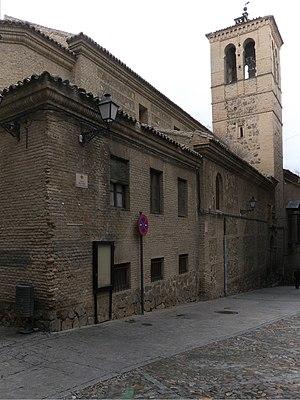 Iglesia de la Magdalena, Toledo - Iglesia de la Magdalena
