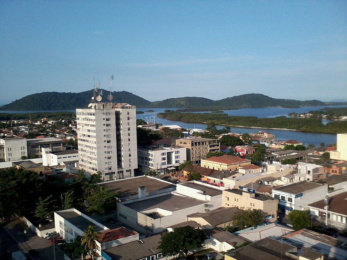Paranaguá – Wikipédia, a enciclopédia livre