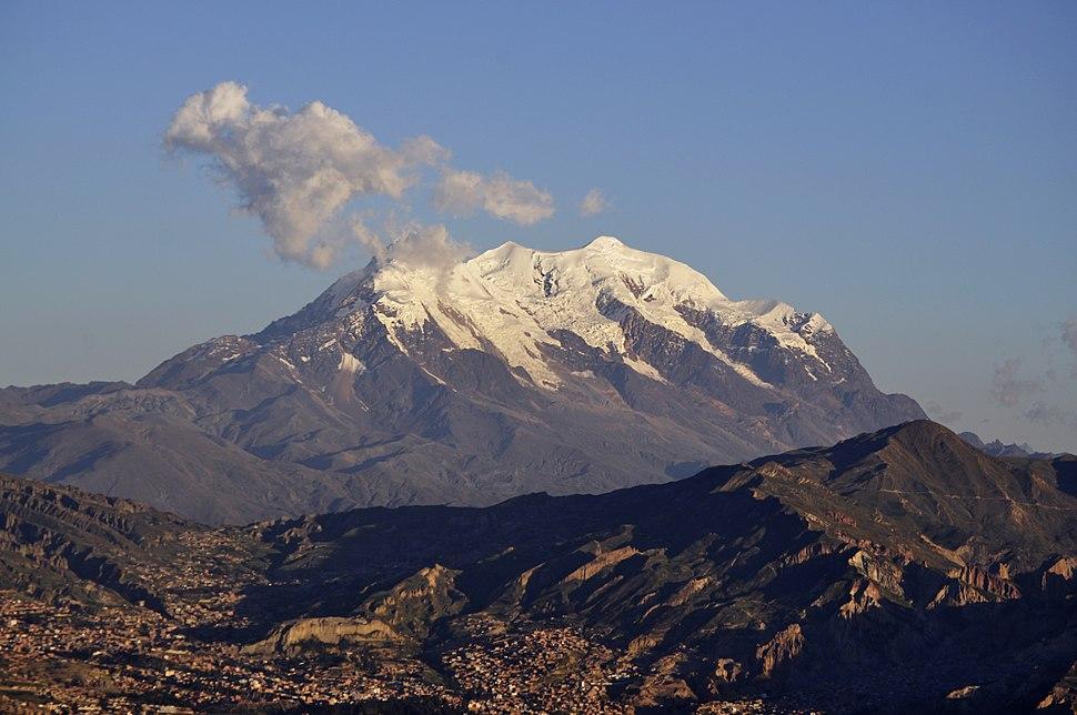 Illimani La Paz