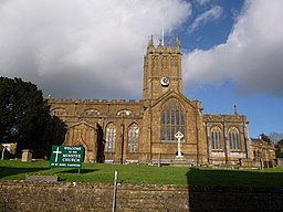 Ilminster, minster church of St. Mary - geograph.org.uk - 1133316.jpg