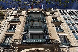 Guerlain - A Guerlain boutique on the Champs-Élysées, in Paris.