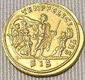 Impero, aureliano, aureliano d'oro (lione), fine del 274..JPG