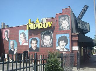 The Improv - L.A. Improv on Melrose Avenue in Los Angeles