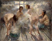 Nudist russian