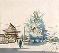 Inagaki Toshijirō Higashi Hongan-ji.jpg