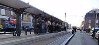 Inauguration de la branche vers Vieux-Condé de la ligne B du tramway de Valenciennes le 13 décembre 2013 (133).JPG