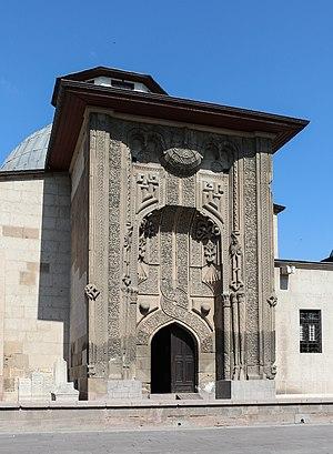 Ince Minaret Medrese - Image: Ince Minareli Medrese 02