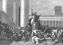 Expulsión de los mercaderes del Templo - Wikipedia, la enciclopedia libre