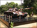 Indian Army T-55 Tank at the Sainik School, Korukonda (1).jpg