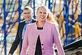 Informal meeting of environment ministers. Arrivals Carole Dieschbourg (35103588763).jpg