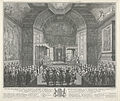 Inhuldiging van prins Willem V tot Ridder in de Orde van de Kouseband.jpg