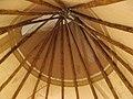 Inside of the Blackfeet Tipi at the Brooklyn Museum. - panoramio.jpg