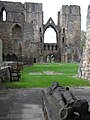 Interior, Elgin Cathedral (5) - geograph.org.uk - 1287920.jpg