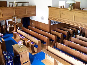 Kilmodan Church - Image: Interior of Kilmodan Church, Glendaruel geograph.org.uk 987243