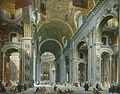 Interior of Saint Peter's, Rome SC-001576.jpg