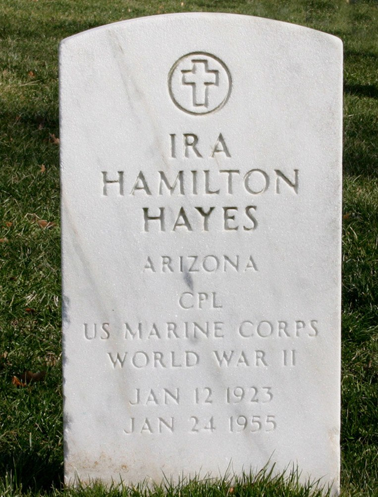 Ira Hayes Tombstone