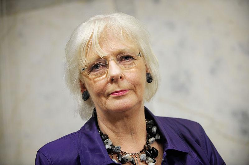 File:Islands statsminister Johanna Sigurdardottir vid pressmote under Nordiska radets session i Stockholm 2009 (2).jpg