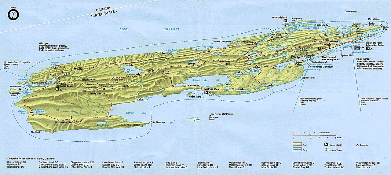 Grand Island Ccc Map