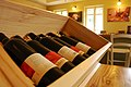 Israel Bouteilles de vin en caisse d'expédition.jpg
