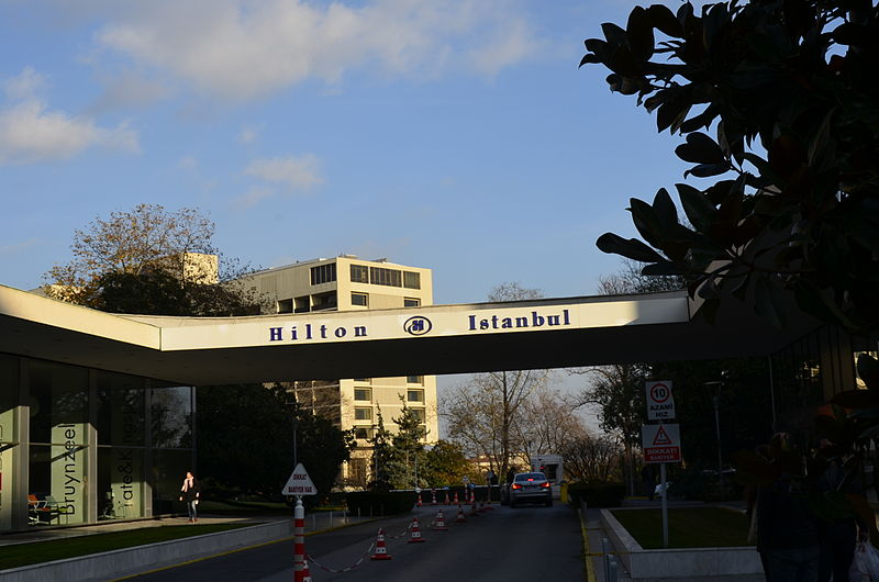イスタンブール・ヒルトンホテル